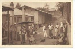 LAMBARENE  (  Animées ) GABON - Gabon