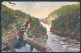 Norway Norvege Norge Bandak Kanalen Telemarken - Norwegen
