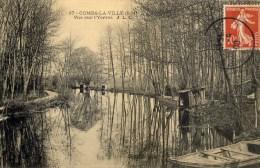 77 COMBS LA VILLE  Vue Sur L´Yerres JLC - Combs La Ville