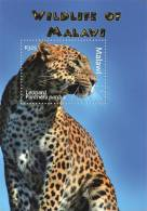 MINT NEVER HINGED SOUVENIR SHEET OF ANIMALS  # ( MALAWI  750