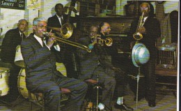 NEW ORLEANS JAZZ BAND Bourbon Street - New Orleans