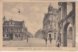 Duisburg   Hamborn-Marxloh   Ecke Weseler - Und Kaiser Friedrichstrasse              Nr 3297 - Duisburg