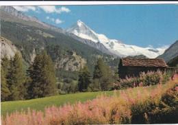 La Dent Blanche, Val D'Hérens - VS Valais
