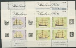 Argentinien 1979 Rowland Hill 1405/08 Kleinbogen Postfrisch (G3211) - Argentine