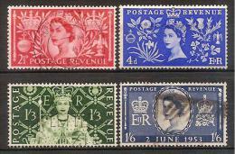 Great Britain 1953 - Queen Elizabeth II - 1952-.... (Elizabeth II)