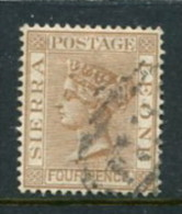 Sierra Leone Scott #30 Used - Sierra Leone (...-1960)