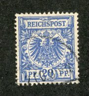 G-12412  Reich 1889- Michel #48d (o)  - Offers Welcome! - Gebraucht