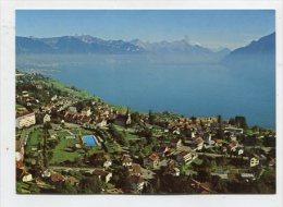 SWITZERLAND - AK 237246 Chexbres - Le Lac Léman, Les Alpes Vaudoises Et Valaisannes - VD Waadt