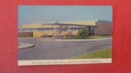Oklahoma> Bartlesville  Phillips Plastics  Sales Service Laboratory-ref 1888 - Bartlesville