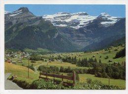 SWITZERLAND - AK 237313 Les Diablerets - Soex Rouge - Diablerets - Culand - VD Waadt
