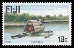 FIJI - Scott #830 Takia / Mint NH Stamp - Fiji (1970-...)