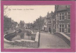 VIEILLE FLANDRE - Le Pont Palfyn - EXPOSITION UNIVERSELLE GAND 1913 - Gent