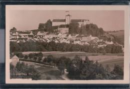 Weitra - Blick Auf Den Ort Und Burg - Weitra