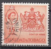 Trinidad And Tobago    Scott No.  116    Used    Year  1964 - Trinidad En Tobago (1962-...)