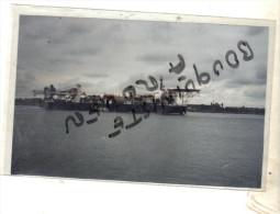 "Photo bateau navire "" TRENCHSETTER "" HAMBURG ALLEMAGNE 1979 RENDSBURG"