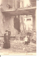 ANVERS   Bombardement 8/9 OCT 1914  Rue De La Paix - Belgique