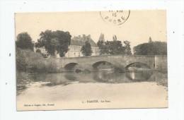 Cp , 54 , HAROUE , Le Pont , Voyagée 1915 - France