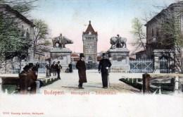 Budapest - Kozvagohid - Schlachthaus - Ungarn