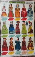 JELP - Sujets à Découper - Poupées De Style - Victorian Die-cuts