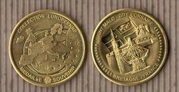 AMMF - Médaille Souvenirs  Saint-Malo - Cité Corsaire - Tourist