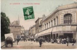87000 - LIMOGES - Les Nouvelles Galeries Animée - 13 - 1918 - - Remiremont