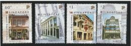 Singapour: 1354/ 1357 ** - Singapour (1959-...)