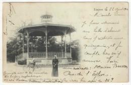 85 - LUÇON - Kiosque Du Jardin Public - 1901 - Lucon