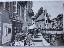Annecy, Cave Des Corbières. Propriété M. Peter. CPSM. - Annecy
