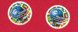 Mondial 98 Lot De 2 - Frankreich
