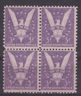 Nr 508 (4) **, Impression Dépouillée Et Doublée (X09349) - Vereinigte Staaten