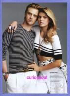 PUBLICITES USA RECLAME WERBUNG ADVERTISEMENT REKLAME PUBBLICITI PUBLICIDAD For FASHION MODE MEN And WOMAN TOP PANTS - Publicidad