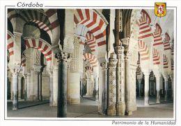 2 AK Spanien * Die Ehemalige Moschee Heute Die Mezquita-Kathedrale In Córdoba - Seit 1984 UNESCO Weltkulturerbe - Córdoba
