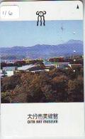 Télécarte Japon * MUSEUM  ART * MUSÉE * Museum (116) Japan Phonecard * - Japan
