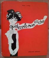 M#0H37 Mary Young QUEL CERTO NON SO CHE Editoriale Milanese. Disegni Ida Canella - Gesundheit