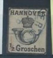 HANOVRE :  Y&T N° 16 - Hanover
