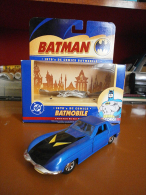 BATMAN - BATMOBILE 1970's - CORGI - DC - Dans Sa BOITE D'origine - Corgi Toys