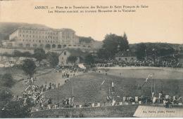 ANNECY - Fêtes De La Translation Des Reliques De Saint François De Sales - Les Pèlerins Montant Au Nouveau Monastère De - Annecy