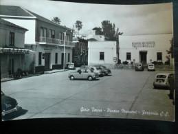 Gioia Tauro Piazza Marconi E Ferrovia Nuova - Italia