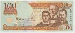 Dominicana 100 Pesos 2004 Pick 171 UNC - República Dominicana