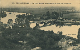 LES ANDELYS - Le Port Morin, La Seine Et Le Pont De Louviers - Les Andelys