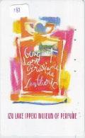 Télécarte Japon * MUSEUM Of  PERFUME * MUSÉE * Museum (181) Japan Phonecard * - Parfum