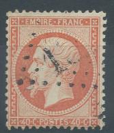 Lot N°30204   N°23, Oblit GC - 1862 Napoleon III