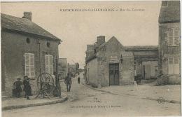 Moulin A Vent Bazoches Les Gallerandes Rue Des Garennes Pub Bière Schmetz Orleans Pompe A Eau - Mulini A Vento