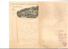 Grand Etablissement D'hydrotherapie Et D'electrotherapie De Nice - 1900 – 1949