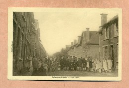 62 - PAS DE CALAIS - CALONNE  /  LIEVIN  -  RUE  DRION  - - Lievin