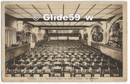 VERDUN - 511e Régiment De Chars - La Salle De Cinéma - Vue Du Balcon - Verdun