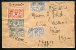 NEW NOUVELLES HEBRIDES FRANCAIS REGISTERED WEAPONS AND IDOLS 1929 - Nouvelles-Hébrides