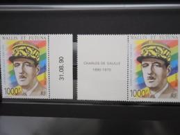 WALLIS ET FUTUNA - P.A. 169  2 Exemplaires Bord De Feuille Neufs Luxe - Cote 62€ - à Voir - Lot P8298 - Unused Stamps