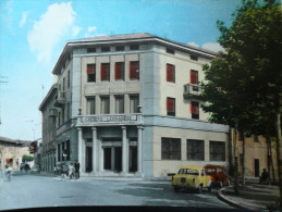 Parabiago-Milano Credito Legnanese Usata 1962 Scritte Aggiuntive Dietro - Italia