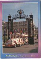 CPM - BIARRITZ - LE TRAIN DE VOS REVES - Edition Thouand /N°10028 - Biarritz